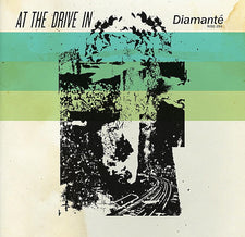 "At The Drive-In - Diamante - New Vinyl Record 2017 Rise Records RSD Black Friday 10"" Pressing on Colored Vinyl with Download (Limited to 3000) - Post-Punk / Post-Hardcore / Noise Rock"