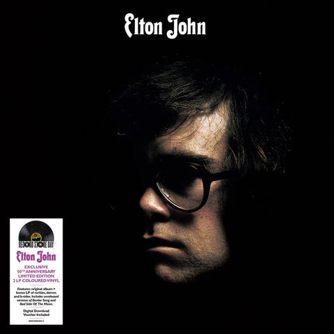 Elton John -  Elton John (1970) - New 2 LP Record Store Day 2020 Mercury Transparent Purple 180 gram Vinyl - Pop Rock / Classic Rock