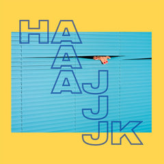 Hajk - S/T - New Vinyl 2017 Jansen Plateproduksjon Pressing + Download - Indie Pop