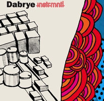 Dabrye ‎– Instrmntl - New Vinyl Lp 2018 Ghostly International Reissue on Blue Vinyl with Download - Hip Hop / Electronica / Breaks