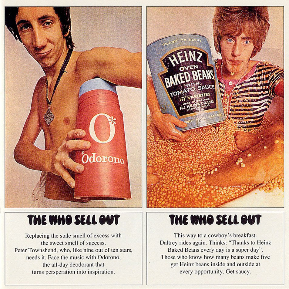 The Who - Sell Out (1967) - New Lp Record 2015 USA Geffen 180 gram Vinyl - Psychedelic Rock