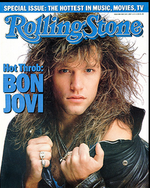 Rolling Stone Magazine - Issue No. 500 - Jon Bon Jovi