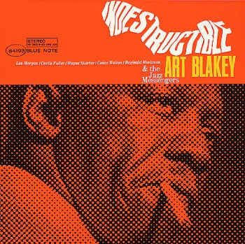 Art Blakey & The Jazz Messengers ‎– Indestructible! - New Lp Record 2019 German Import 180 gram Vinyl - Jazz / Hard Bop