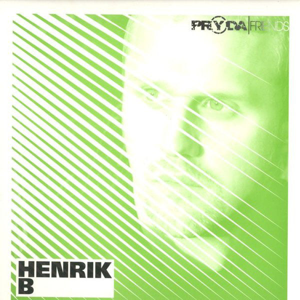 "Henrik B ‎– Airwalk - Mint 12"" Single UK Import 2006 - Progressive House"