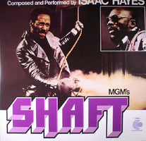 (PRE-ORDER) Soundtrack / Isaac Hayes - Shaft- New Vinyl Record 2017 Concord Music Group 2-LP 180gram Reissue Remastered Audio - Soul / Funk