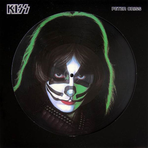 Kiss, Peter Criss ‎– Peter Criss (1978) - New Lp Record 2006 Lilith Russia Import Picture Disc 180 gram Vinyl - Hard Rock / Glam