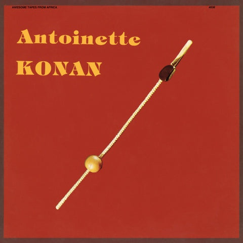 Antoinette Konan - S/T (1986) - New LP Record 2019 Awesome Tapes From Africa USA Vinyl - African Pop