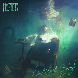 Hozier - Wasteland, Baby! - New 2 Lp Record 2019 Rubyworks/CBS USA 180 gram Vinyl, Poster, postcards, Insert & Download - Indie Rock / Blues Rock