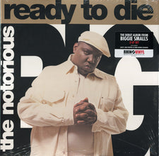 The Notorious B.I.G. ‎– Ready To Die - New Vinyl 2013 Bad Boy / Rhino Gatefold 2-LP Reissue - Rap / Hip Hop