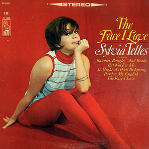 Sylvia Telles ‎– The Face I Love - Mint- Lp Record 1966 Kapp USA Stereo Vinyl Original - Bossanova / Jazz Vocal