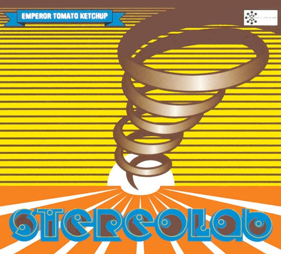 Stereolab - Emperor Tomato Ketchup (1996) -  New 2 Lp Record 2019 Expanded Edition Reissue Clear Vinyl - Electronic / Experimental Rock