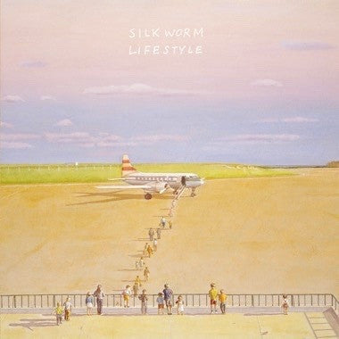 Silkworm - Lifestyle - New Vinyl Record 2016 Touch and Go Limited Edition Pink Vinyl Reissue + Download - Indie Rock