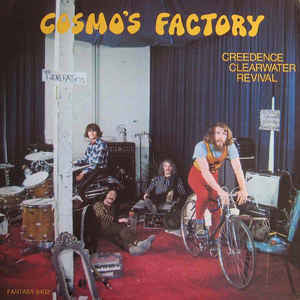 Creedence Clearwater Revival - Cosmo's Factory (1970) - New Lp Record 2014 Fantasy USA Vinyl - Classic Rock