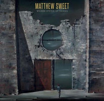 Matthew Sweet - Wicked System of Things - New Vinyl Lp 2018 Honeycomb Hideout RSD Black Friday Exclusive on 180gram Marbled Vinyl with Gatefold Jacket and Download - Rock