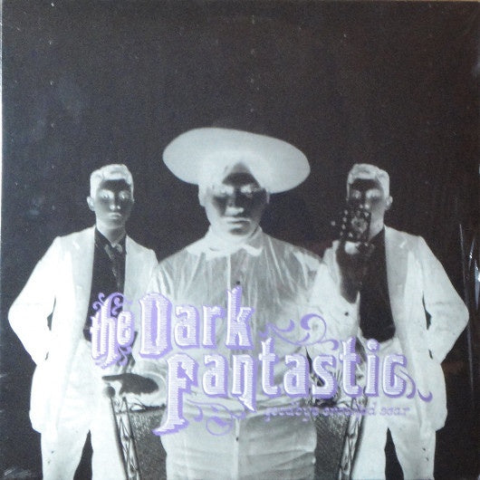 The Dark Fantastic ‎– Goodbye Crooked Scar - New Lp Record 2001 Up USA Vinyl - Indie Rock