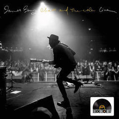 James Bay - Chaos and the Calm Live - New Vinyl 2016  RSD Black Friday Live LP + Download, Ltd to 2000 Copies - Indie Folk / Blues Rock