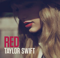 Taylor Swift – Red - New Vinyl 2 Lp 2018 Big Machine RSD Black Friday Reissue on Crystal Clear Colored Vinyl (Hand-Numbered to 7K!) - Country Pop