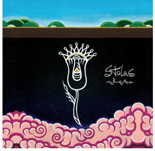 Stolas - S/T - New Vinyl 2017 Equal Vision Limited Edition Gatefold 2-LP Opaque Print Vinyl - Post-Hardcore / Prog Rock - Kinda like a mixture of Mars Volta and later Cave-In.