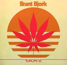 Brant Bjork (of Kyuss) - Europe '16 (Recorded at The Columbia Theatre November 19, 2016) - New Vinyl 2017 Napalm Records 2-LP Limited Edition Gatefold EU Pressing - Heavy Stoner Rock
