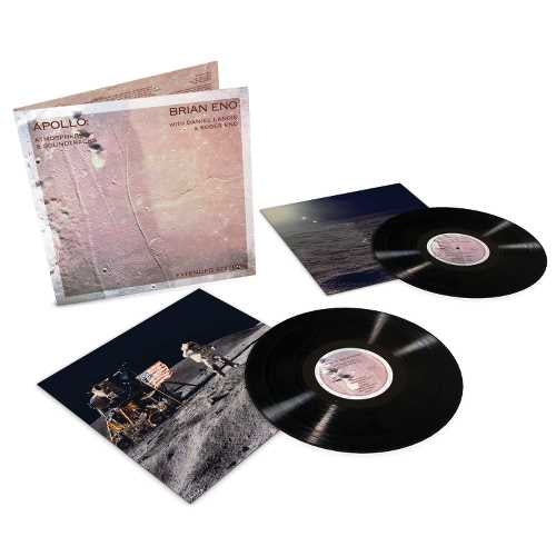 Brian Eno - Apollo: Atmospheres And Soundtracks (1983) - New 2019 Record 2 LP Extended Edition Vinyl Europe Import - Electronic / Ambient