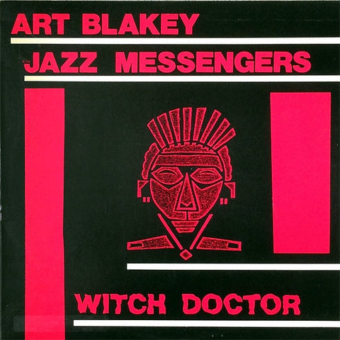 Art Blakey & The Jazz Messengers ‎– Witch Doctor (1967) - VG+ Lp Record Applause USA Vinyl - Jazz / Hard Bop