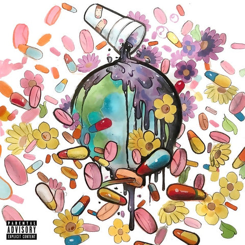 Future, Juice WRLD ‎– WRLD On Drugs (2018) - New 2 Lp Record 2020 Wrldwide France Import Random Colored or Clear Vinyl - Hip Hop / Trap