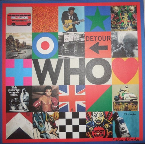 The Who ‎– Who - New 2 LP Record 2019 Polydor EU Limited Edition Vinyl - Rock