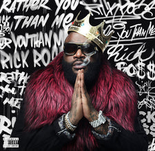 Rick Ross ‎– Rather You Than Me - New Vinyl 2017 Epic 2-LP Pressing with Download - Rap / Hip Hop