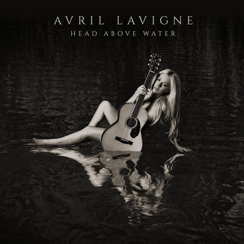 Avril Lavigne - Head Above Water - New Lp Record 2019 BMG Europe Import Vinyl - Pop Rock / Indie Pop