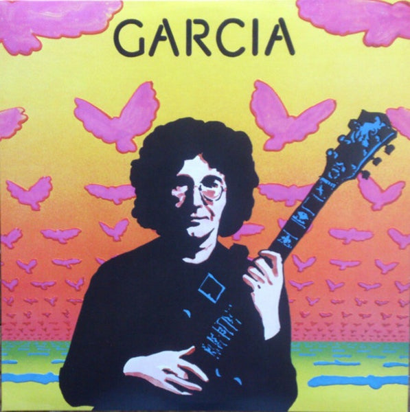 Jerry Garcia ‎– Garcia (Compliments) - New Vinyl Lp 2015 Round Records '75th Anniversary' 180gram Reissue - Rock