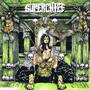 Superchief ‎– Trophy Room - New LP Record 2019 Magnetic Eye USA Limited Colored Vinyl - Stoner Rock