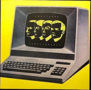 Kraftwerk ‎– Computerwelt (1981) - New Lp Record 2019 EMI German Import Black Vinyl - Electronic / Experimental