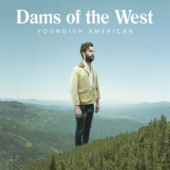 Dams of the West (Vampire Weekend's Chris Tomson) - Youngish American - New Vinyl 2017 30th Century / Columbia Records Debut LP + Download, produced by Patrick Carney (Black Keys) - Indie Rock