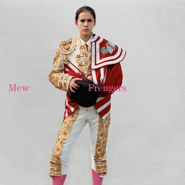 Mew - Frengers - New Vinyl 2016 SRC Vinyl Limited Edition Gatefold 2-LP on Translucent / Pink Smoke Vinyl - Alt-Rock