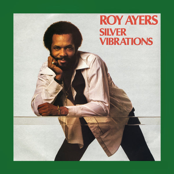 Roy Ayers - Silver Vibrations - New 2LP 2019 Reissue on 180gram Vinyl - Jazz