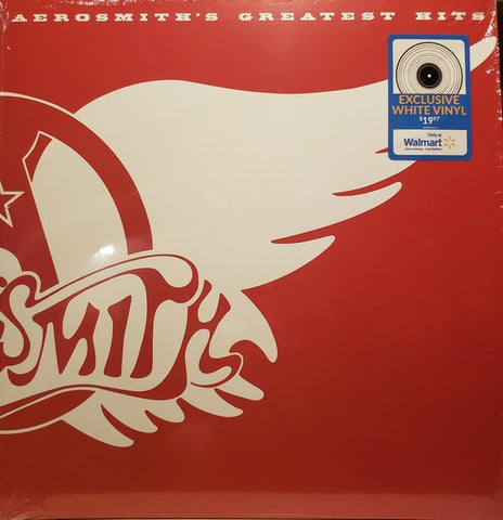 Aerosmith ‎– Aerosmith's Greatest Hits (1980) - New Lp Record 2019 CBS USA Walmart Exclusive White Vinyl - Hard Rock