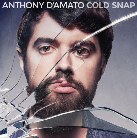 Anthony D'Amato ‎– Cold Snap - New LP Record 2016 New West USA Vinyl - Pop Rock