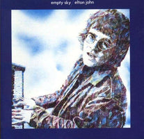 Elton John ‎–  Empty Sky (1969) - New Vinyl 2017 Mercury 180gram EU Import Reissue with Gatefold Jacket and Download - Pop Rock