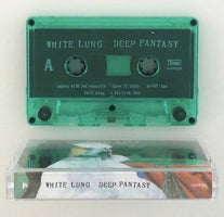 White Lung ‎– Deep Fantasy - New Cassette 2014 Domino 'Cassette Store Day' Edition with 2 Bonus Songs and Download (Hand-Numbered to 250!) - Rock / Punk
