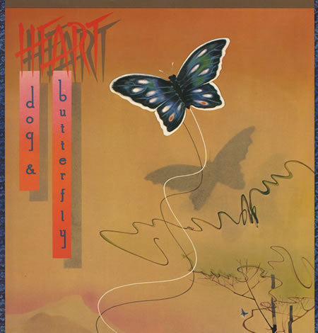 Heart - Dog & Butterfly - VG+ Stereo 1978 (Original Press) USA - Rock
