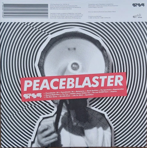 Sound Tribe Sector 9 ‎– Peaceblaster (2008) - New 2 LP Record 2020 USA 1320 Records Vinyl - Psychedelic Rock / Ambient / Electronic