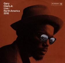 Gary Clark Jr. - Live / North America 2016 - New Vinyl 2017 Warner Bros. Ten Bands One Cause Limited Edition Pink Vinyl (Ltd. to 3000)  - Blues Rock / Soul / R&B