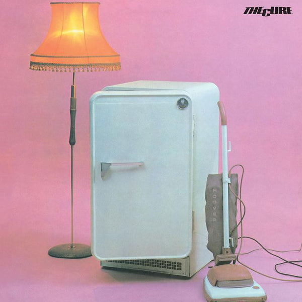 The Cure - Three Imaginary Boys - New Vinyl 2016 Elektra / Rhino 180gram Remastered Reissue - Darkwave / Post-Punk / Goth