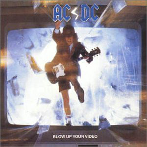 AC/DC ‎– Blow Up Your Video (1988) - New Vinyl Record 2003 Columbia 180Gram Reissue from the Original Master Tapes - Hard Rock / Arena Rock