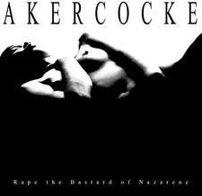 Akercocke ‎– Rape Of The Bastard Nazarene (1999) - New Vinyl 2017 Peaceville UK Pressing (First Time on Vinyl!) - Death Metal