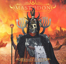 Mastodon ‎– Emperor Of Sand - New Vinyl 2017 Reprise Ten Bands One Cause Limited Edition Pink 2-LP Vinyl (Ltd. to 3000) - Metal / Sludge / Prog