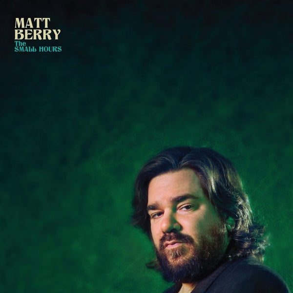 Matt Berry - The Small Hours - New Vinyl 2016 Acid Jazz Gatefold LP + Download - Pop / Rock