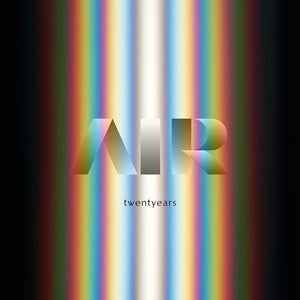 Air - Twentyears - New Vinyl Record 2016 Aircheology / Parlophone Gatefold 2-LP Comp / Retrospective - Electronica / Downtempo / Rock