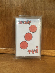 APUH! - Tua - New Cassette 2014 Palsrobot Records Sweden Limited Edition of 100 - Free-Jazz