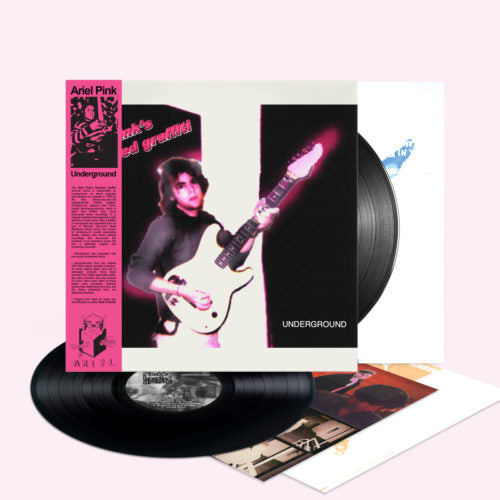 (Pre-Order) Ariel Pink's Haunted Graffiti - Underground - New Lp Record 2019 Mexican Summer USA Vinyl & Download - Rock / Experimental